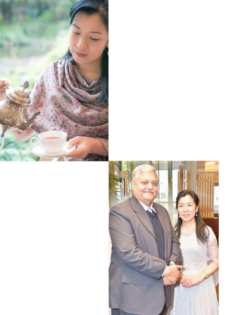 指田プロフィール写真 ラジブロチャンと指田の写真